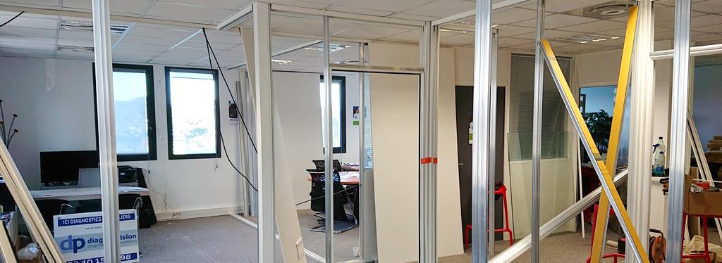 L'Adress-Pro Centre d'Affaires Domiciliation Salles de réunion Bureaux Actualité travaux commencent